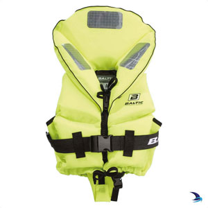 Baltic - Pro Sailor Children's Lifejacket (Green)